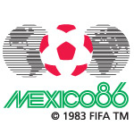 Xiii football world chionship mexico 86